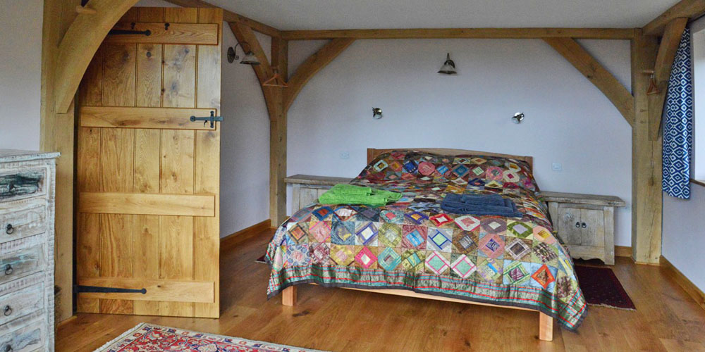 Holiday cottage sleeps 6, 7, 8 outside Presteigne, near Hay on Wye and Ludlow on the Wales border